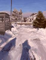 Winter by miri-kun