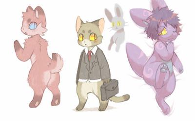 train doodles by miri-kun