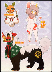 (CLOSED) New Years Charity Adopts! Happy 2020!