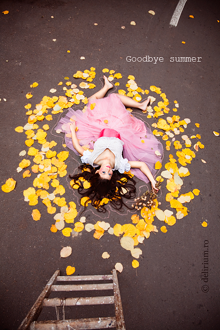 Goodbye Summer by WildRainOfIceAndFire