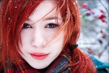Winter child by WildRainOfIceAndFire