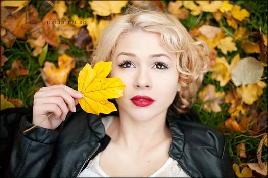 Amour de l'automne