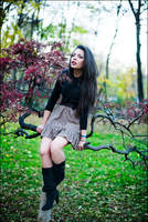Cold autumn II by WildRainOfIceAndFire