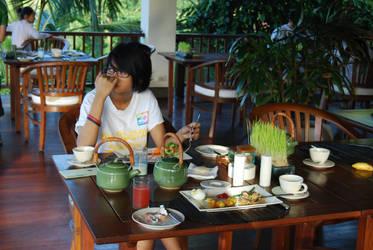 Breakfast by balonpecah
