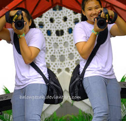 Photographing Photographers by balonpecah