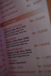 In The Menu by balonpecah