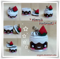 My Cute Mini Cake Box... by SongAhIn