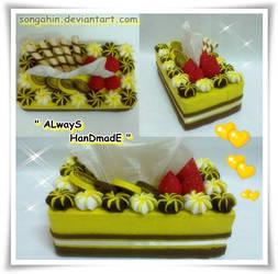 My Lemon Tissue Cake Box... by SongAhIn
