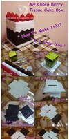 Choco Berry Tissue Bx Tutorial by SongAhIn