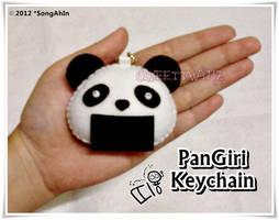 PanGiri Keychain.. by SongAhIn