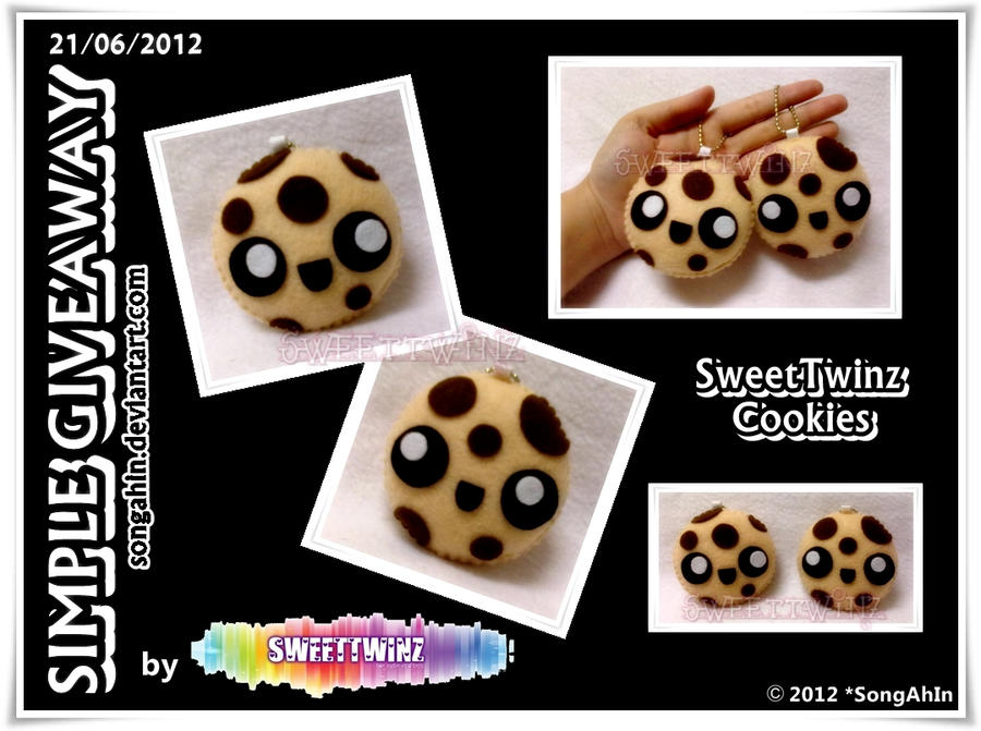SweetTwinz Cookies.. by SongAhIn