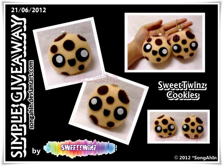 SweetTwinz Cookies.. by SongAhIn