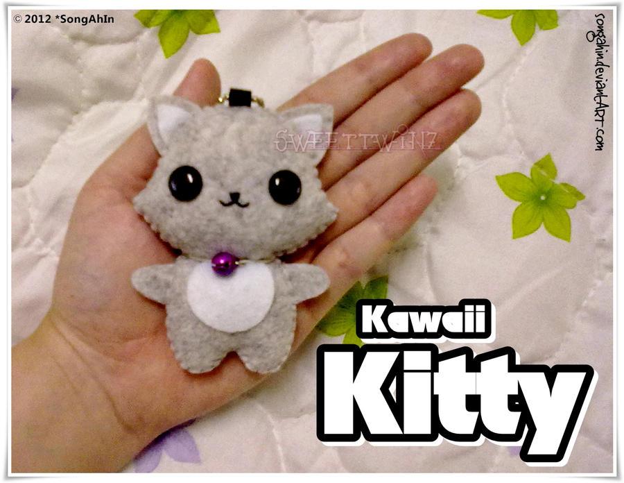 Kawaii Kitty by SongAhIn