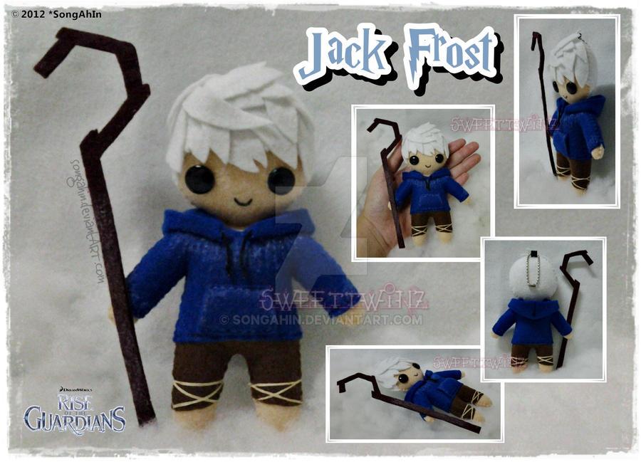 Jack Frost Plush