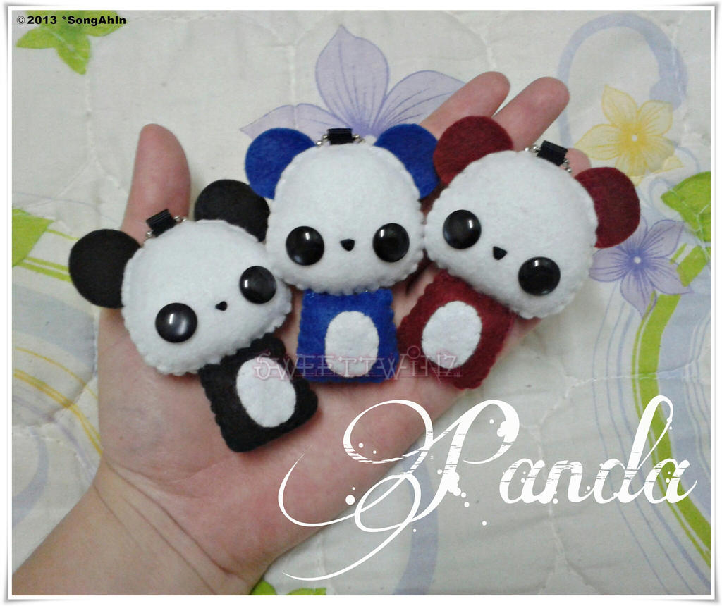 3 Lil' Panda by SongAhIn