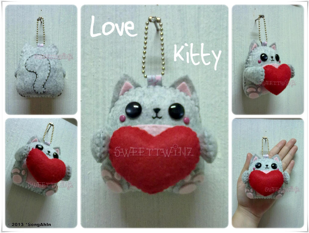 Love Kitty by SongAhIn