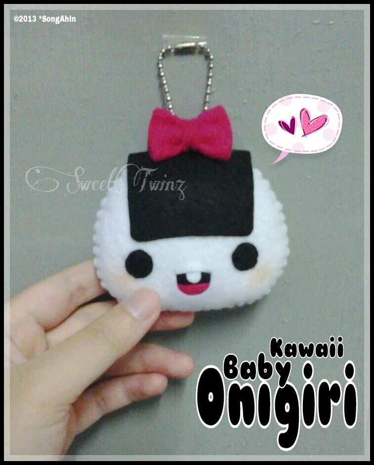 Baby Onigiri by SongAhIn