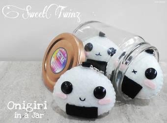 Onigiri in A Jar by SongAhIn