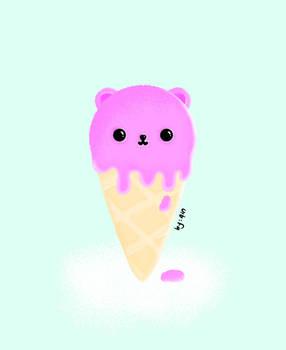 Ice Cream Bear