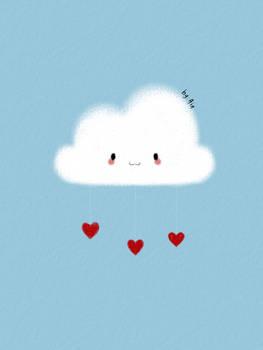 Cloud with Love Rain..