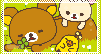 Rilakkuma stamp #2 by Jellybees