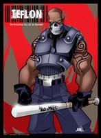 Teflon Character2 by ASARU-75