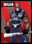 Teflon Character2