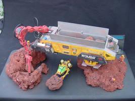 Ceres Mining Corporation Dio