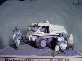Patrol on Salil V 1