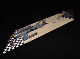 Gammar Pod racer