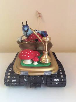 S-Team Caterpillar Teapot Racer