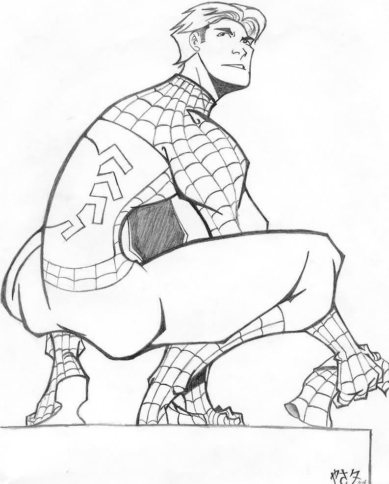 Spider-Man by silentScope on DeviantArt