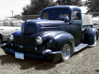 Chevyized Ford Hauler by colts4us