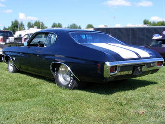 70 Chevelle SS by colts4us