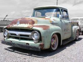 53 Ford Hauler