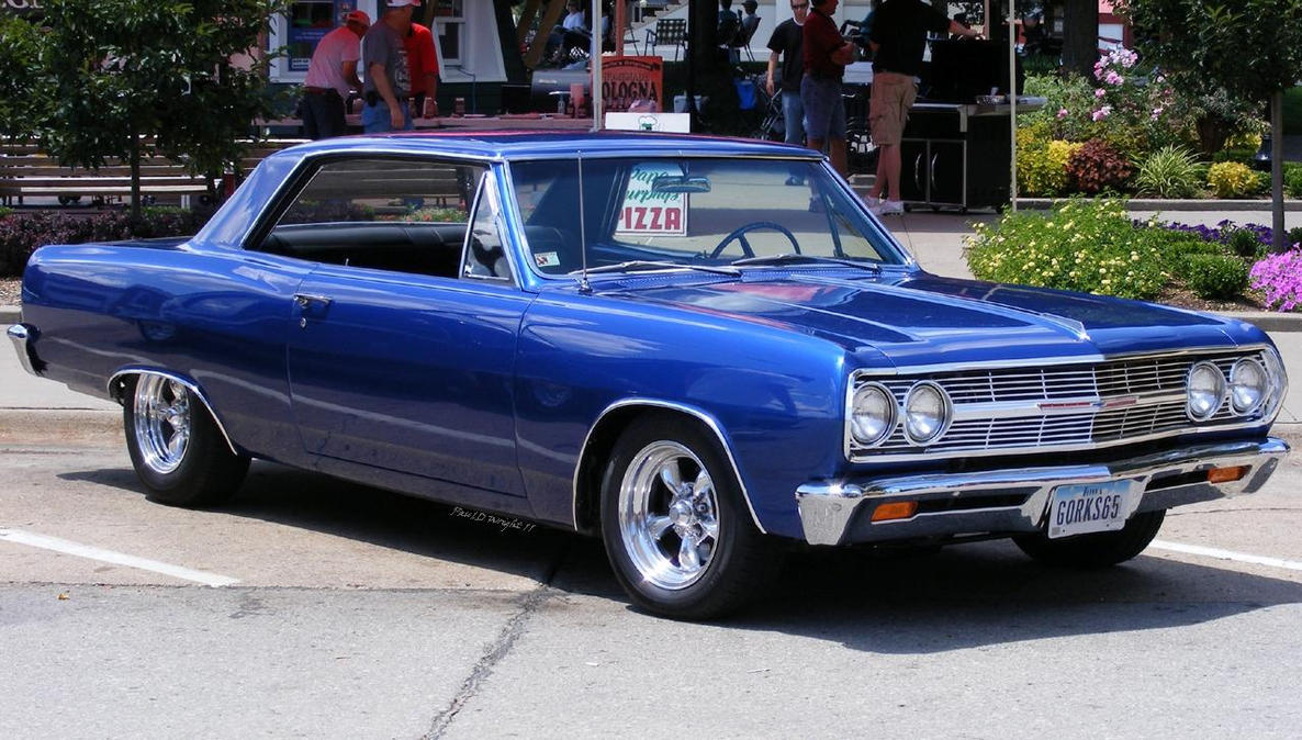 Chevelle 65 By Colts4us On Deviantart