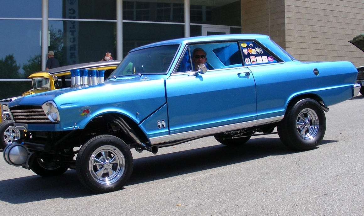 All Chevy chevy 2 : Chevy II Gasser by colts4us on DeviantArt