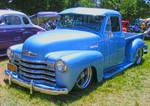 Old Slammed Blue