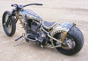Gun Bike II by colts4us