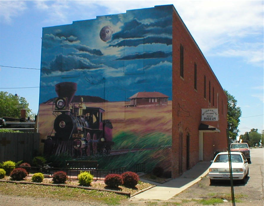 Melcher dallas museum mural by colts4us on deviantart for Dallas mural artists