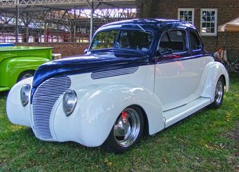 38 Ford Coupe by colts4us