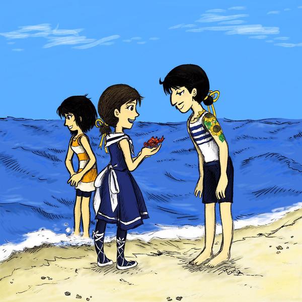 oceanside by sweet-suzume