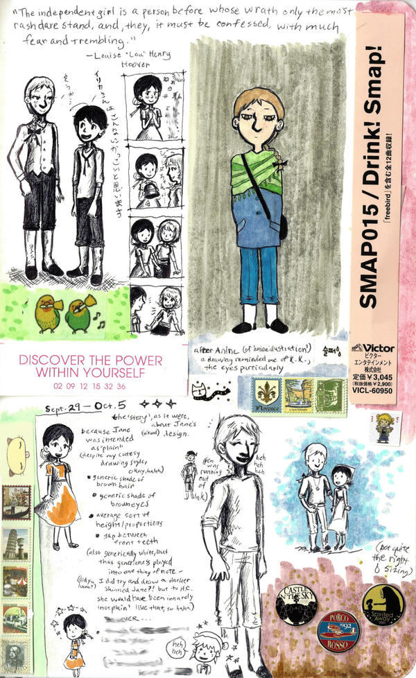 page - Katzenkoppel, etc. by sweet-suzume