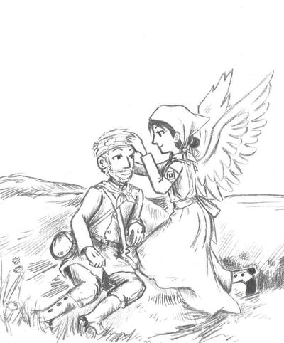 like an angel by sweet-suzume