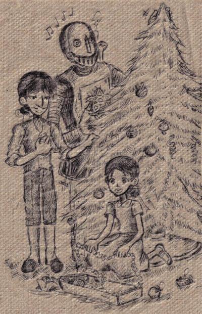 Tannenbaum by sweet-suzume