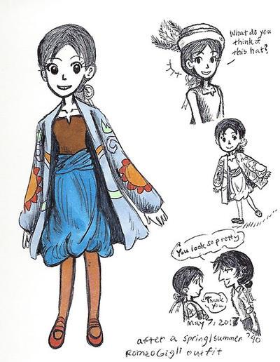 fashion by sweet-suzume