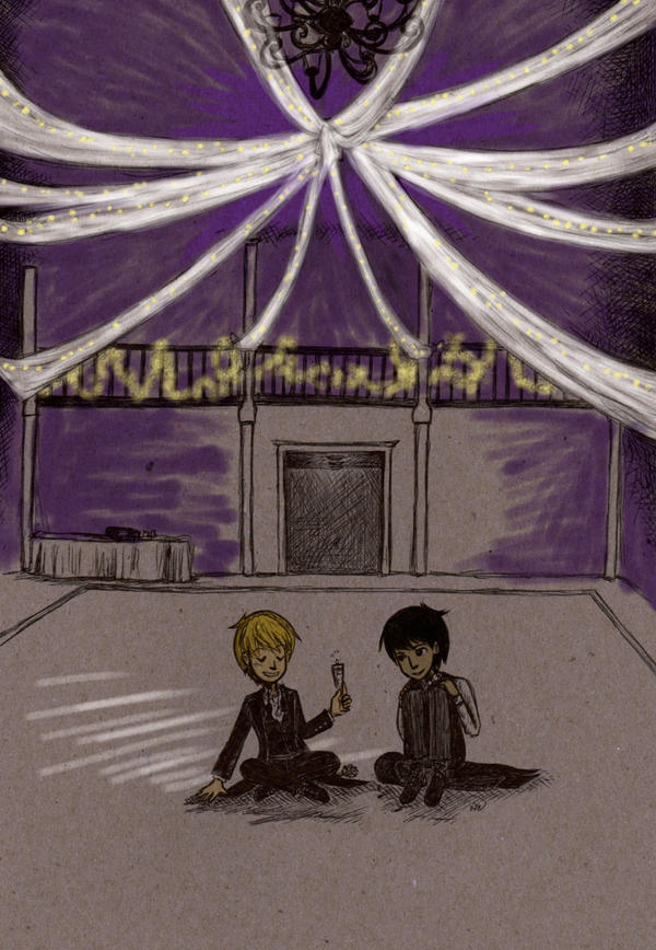 Darkened Ballroom by sweet-suzume