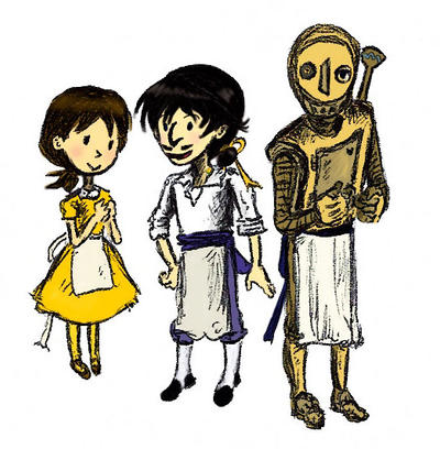 trio by sweet-suzume