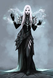 Priest by NeexSethe