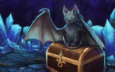 Bat by NeexSethe